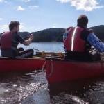 canoeing banner