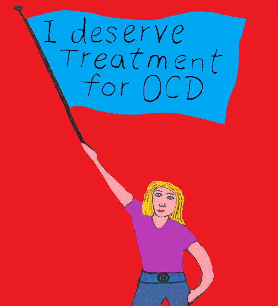 I deserve treatment for ocd