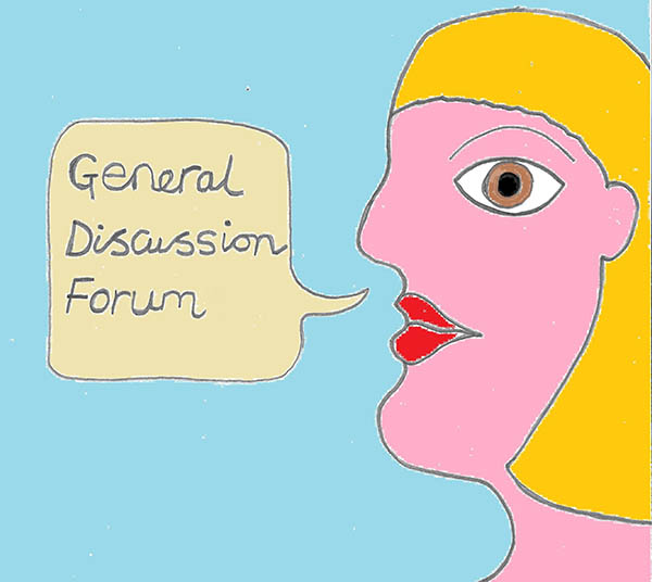 Group logo of General Discussion
